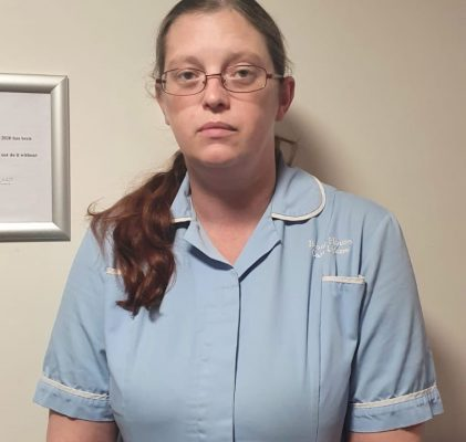 Aime Wright - Care Assistant