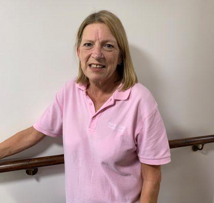 Alison Maas - Activities Person