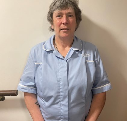 Anne Little - Care Assistant