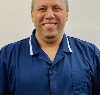Danish Saiyed - Deputy Manager