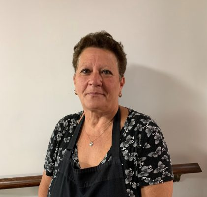 Gail Wilmot - Chef and Laundry Assistant