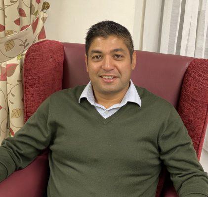 Hitan Patel - Managing Director