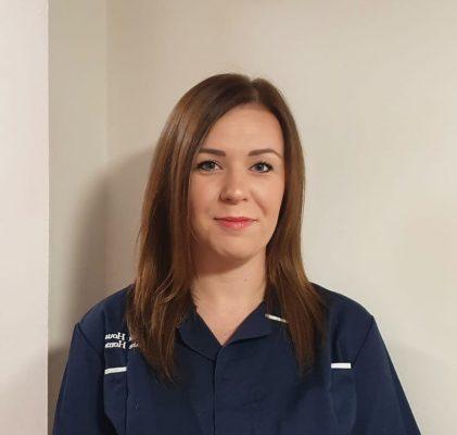 Jenni Revell - Senior Care Assistant