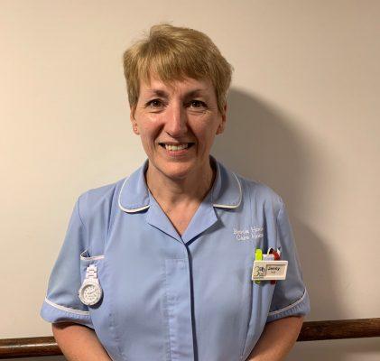 Jenny Harding - Care Assistant