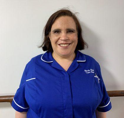 Julia Ward - Care Assistant
