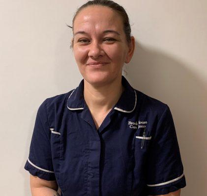 Kara Mason - Senior Care Assistant