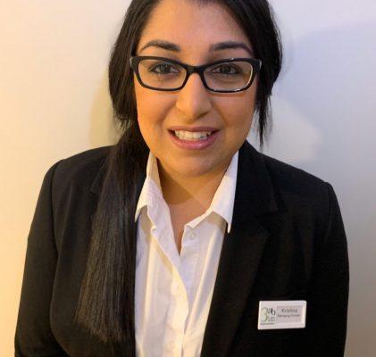 Krishna Patel - Managing Director