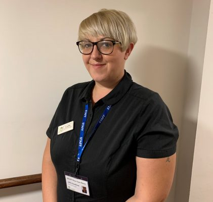 Lydia Goodman - Deputy Manager
