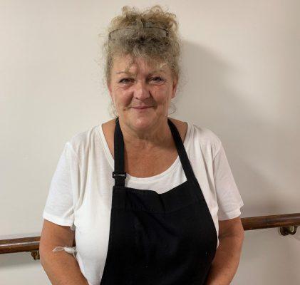 Lyza Dexter - Kitchen Assistant