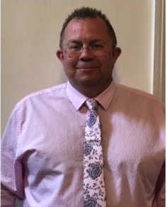 Martin Rogerson - Care Home Manager