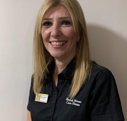 Michelle Hood - Registered Manager