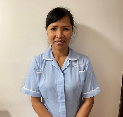 Namaoy - Care Assistant