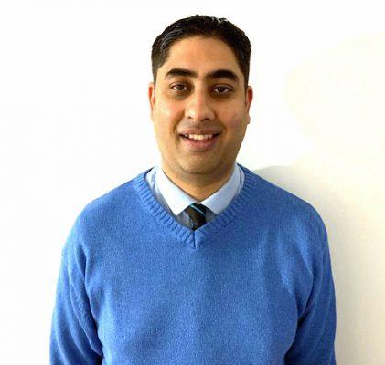 Rajan Patel - Managing Director