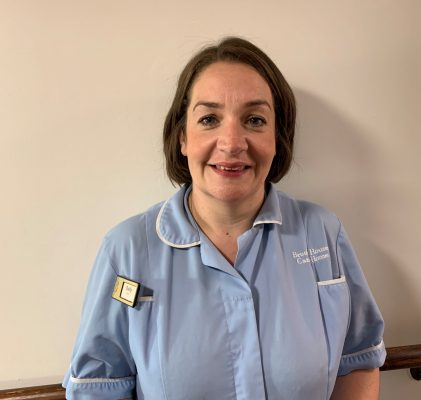 Sally Kerr - Care Assistant
