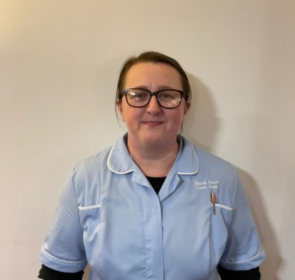 Stacey Gardner - Care Assistant