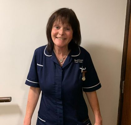 Tracey Knight - Care Assistant
