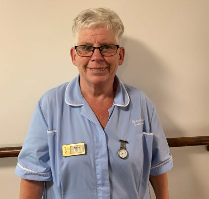 Anita Alley - Care Assistant