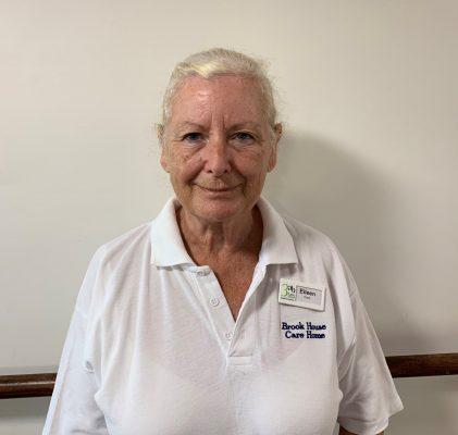 Eileen Yates - Kitchen Assistant & Care Assistant