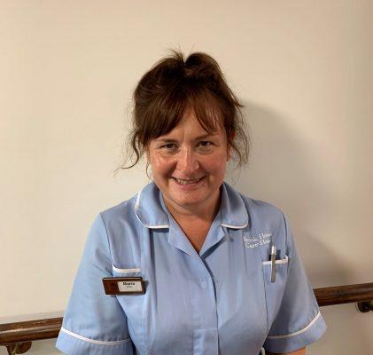 Maria Tanser - Care Assistant